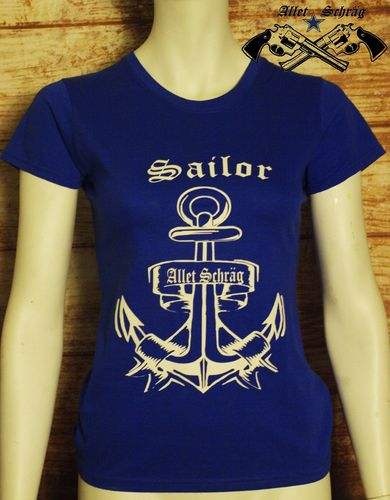 "T-Shirt ""Sailor"""