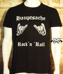 "T-Shirt ""Hauptsache Rock´n Roll"""