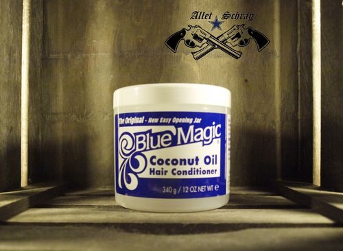 "Pomade ""Blue Magic"" Coconutoil"