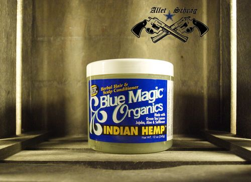 "Pomade ""Blue Magic Organics Indian Hemp"""