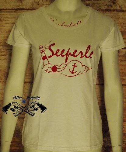 "T-Shirt ""Seeperle"""